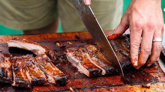 Barbecue Kings Are Crowned at Memphis in May