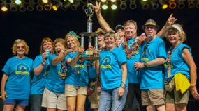 Memphis in May barbecue contest