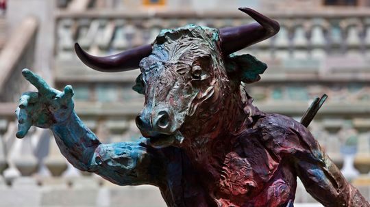 The Myth of the Minotaur, the Legendary Beast We Can't Forget