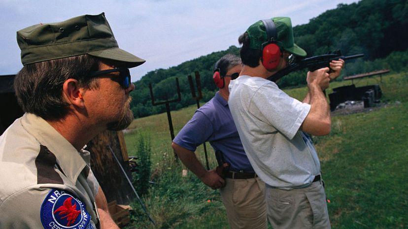 NRA firearms instructor
