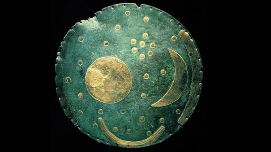 The Nebra Sky Disc: Early Calendar, Ancient Astronomical Art or Simply a Fake?
