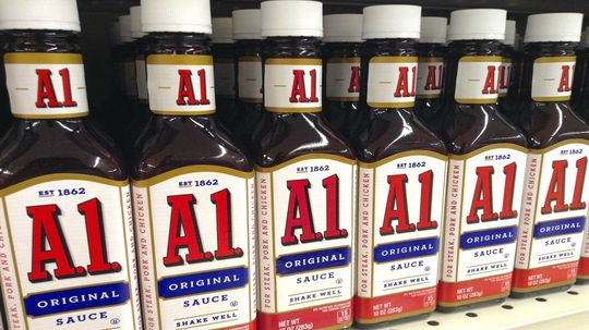 A.1., the Steak Sauce Created for a King