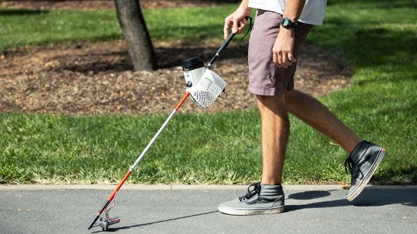 Self-navigating Cane Could Better Lives for Visually Impaired