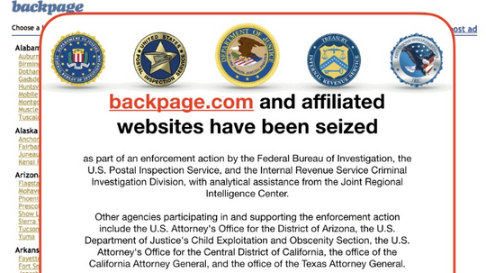 The Backstory on Backpage.com, the Adult Classifieds Site That Got Shut Down