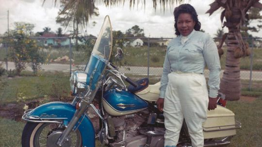 Hidden History on Two Wheels: The Story of Bessie Stringfield