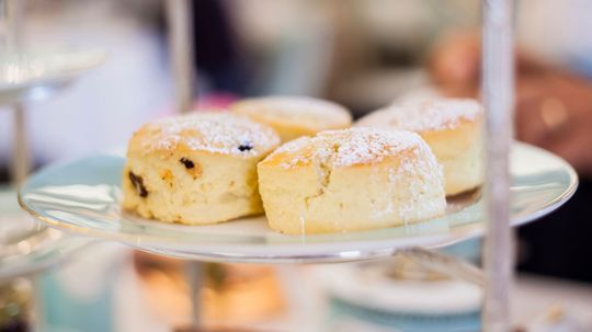 Great British Baking Terms: Know Your Scones From Your Biscuits