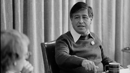 How Cesar Chavez United Thousands of Farmworkers and Became a Civil Rights Icon