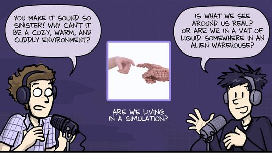 Is the Universe Just a Simulation?