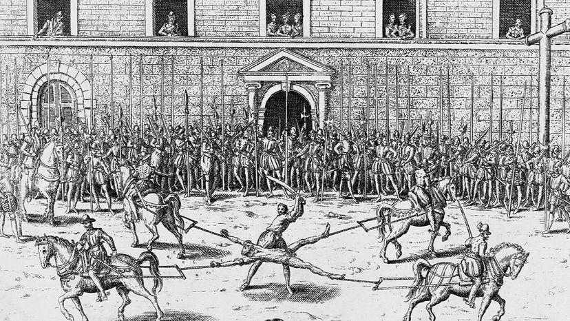 conspirators in the Gunpowder Plot