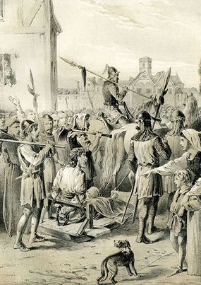 William Wallace, execution