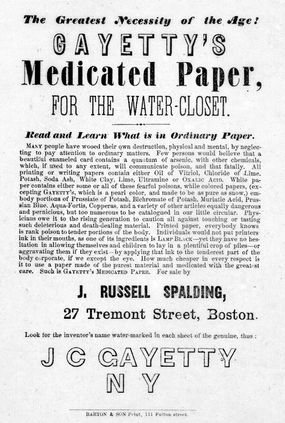 Gayetty Medicated Papers