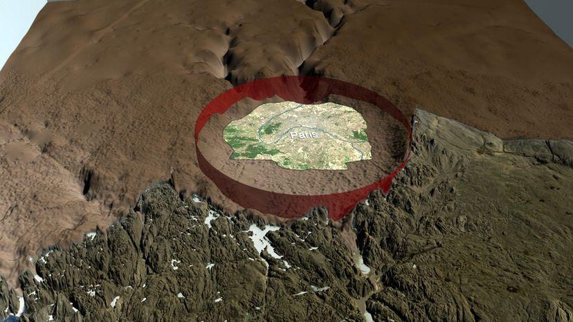 Hiawatha Crater