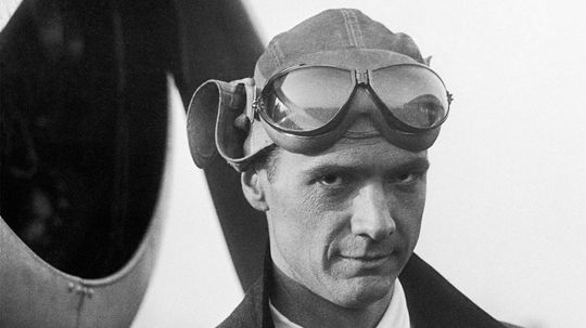 The Tragic Life and Curious Death of Howard Hughes