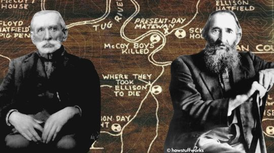 What Fueled the Famous Feud Between the Hatfields and McCoys?