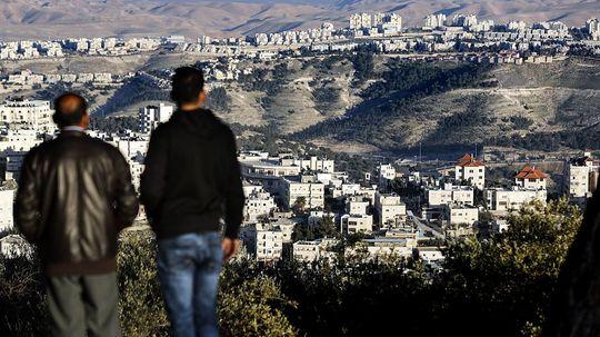 How Israeli Settlements Work