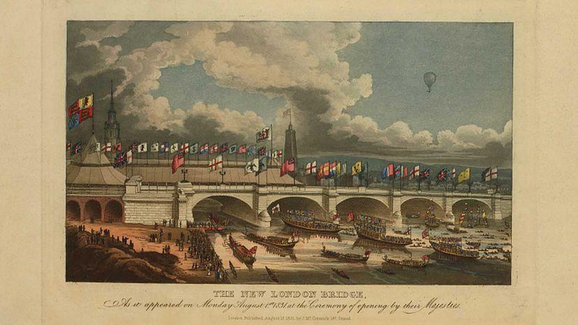 The London Bridge
