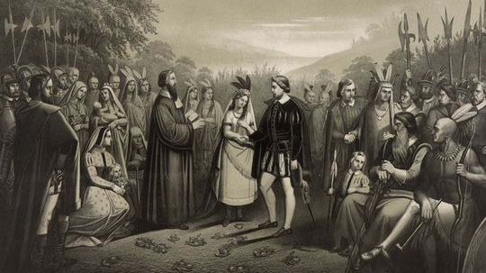 Unraveling the Romanticized Story of Pocahontas