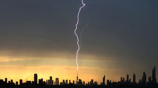 What if I Were Struck by Lightning?