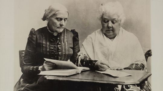 Susan B. Anthony: Suffragist, Abolitionist and Renegade