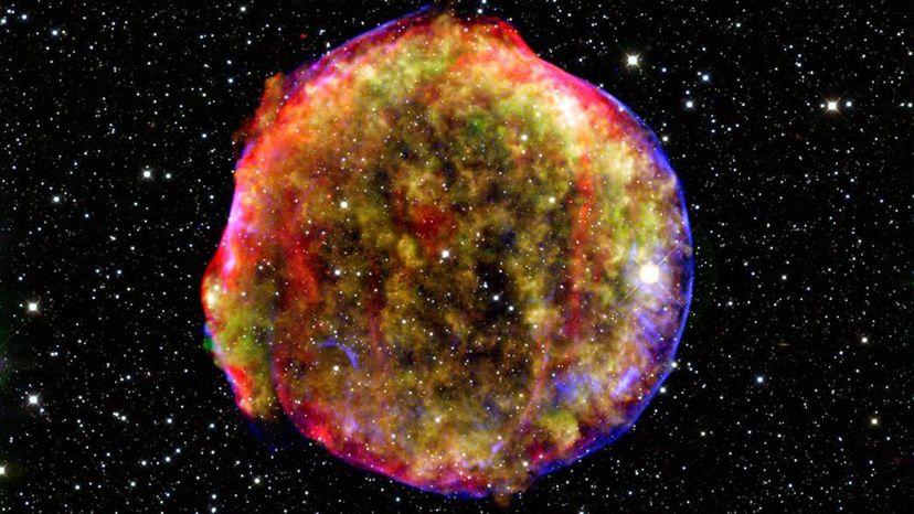 Supernova remnant