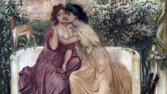 Why Plato Considered the Poet Sappho the Tenth Muse