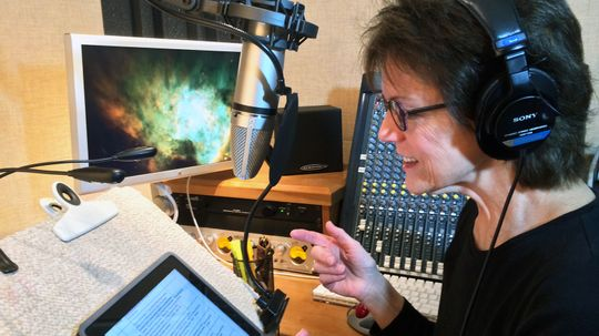 How One Woman Unexpectedly Became the Voice of Siri