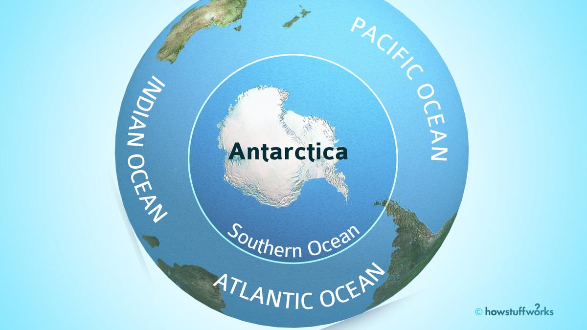 5 cosas que debe saber sobre el 'nuevo' Océano Austral