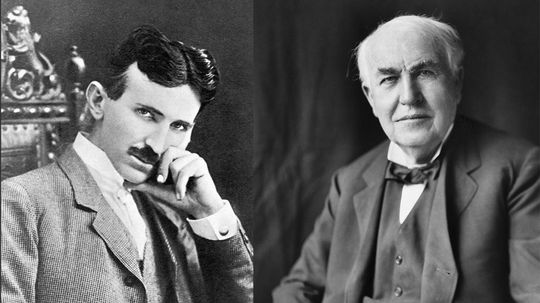 Thomas Edison vs. Nikola Tesla Quiz