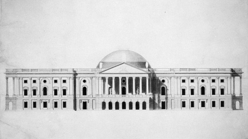 Thorton's Capitol design