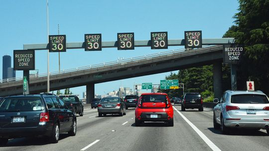 Variable Speed Limits Can Reduce Congestion and Accidents
