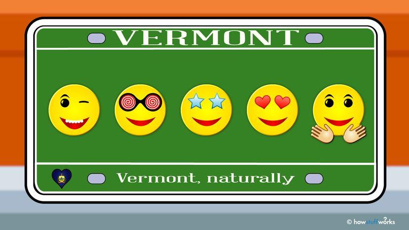 Vermont emoji tag