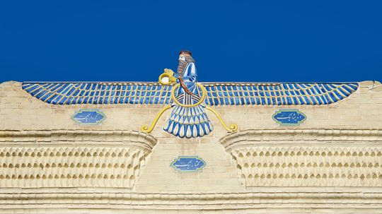 Before Christianity, Judaism and Islam, There Was Zoroastrianism