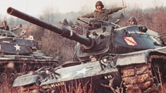 M-60 Main Battle Tank