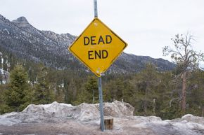 Mount Charleston is a short drive from Las Vegas, Nev.