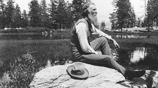 How John Muir Helped Pave the Way for the National Park System