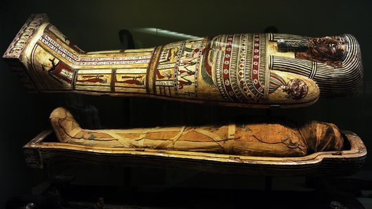 Ancient Mummy DNA Reveals Surprises About Egyptian Ancestry