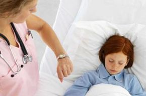 People with Munchausen syndrome often make themselves or their child sick.