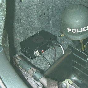 Vehicle-mounted modem