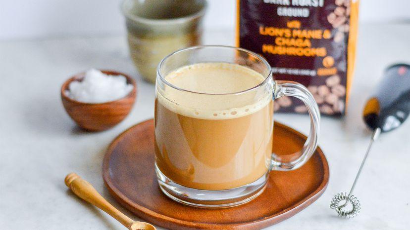 Mushroom coffee Four Sigmatic