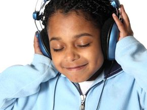 Music can make us happy from a very young age.