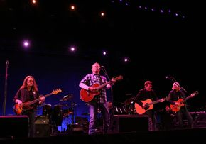 When releasing their new album in 2007, the Eagles signed an exclusive distribution agreement with Wal-Mart.