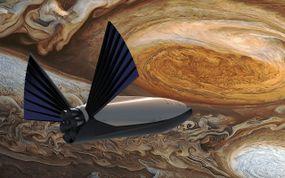 spaceship to Mars