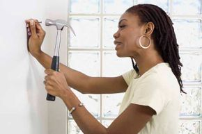 When choosing a hammer, consider one with a magnetized head that makes it easier to start a nail.