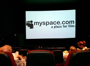 MySpace was one of the sponsors of the Cinevegas Film Festival in 2007.