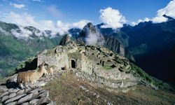 Although we know a bit about who built Machu Picchu, how the monument was built is still mysterious.