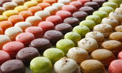 Macaroons come in a variety of flavors and colors. What's your favorite?