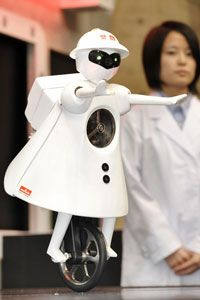 Robots like this might look cute, but could they be plotting your downfall?