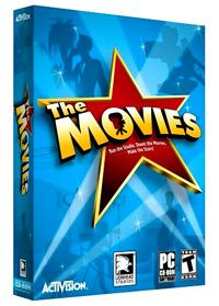 """""""The Movies"""" puts gamers in the role of a movie studio executive"""
