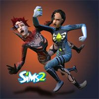 """The """"Sims 2"""" game engine is a popular machinima platform."""