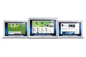 The Mac OS X operating system runs across all modern Mac computers.